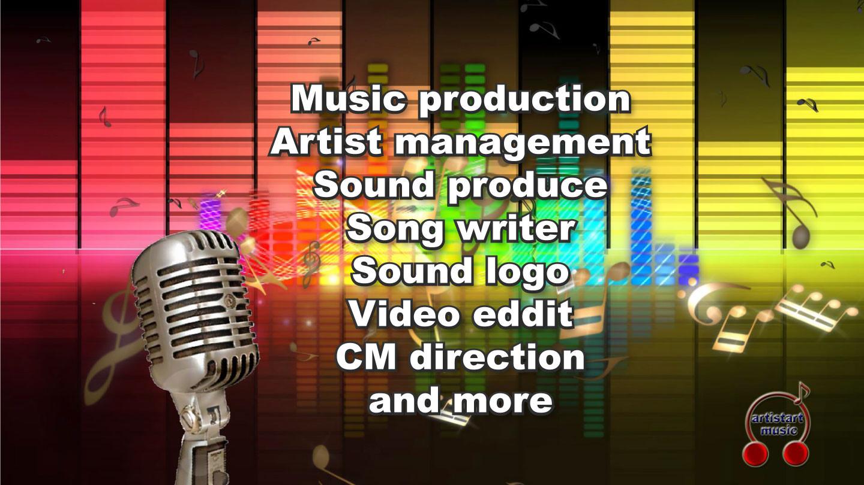 artistart music info