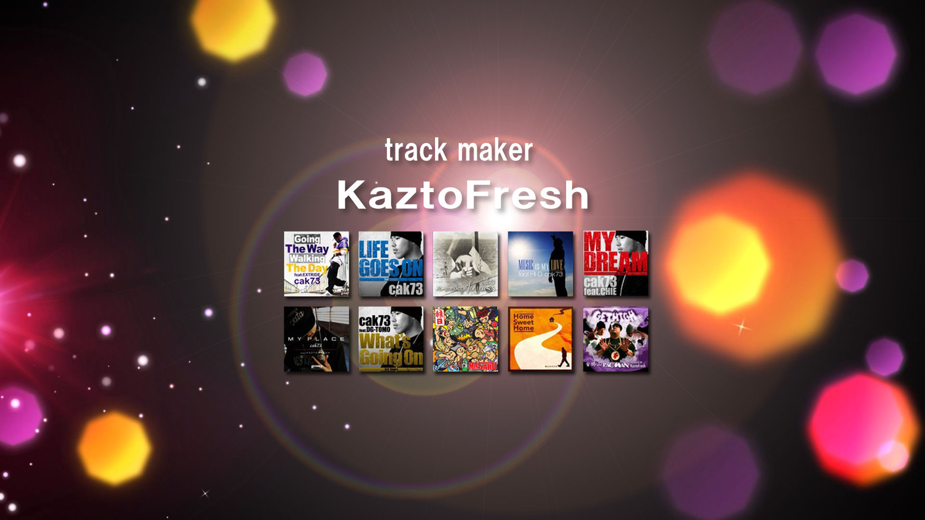 Track maker KaztoFresh