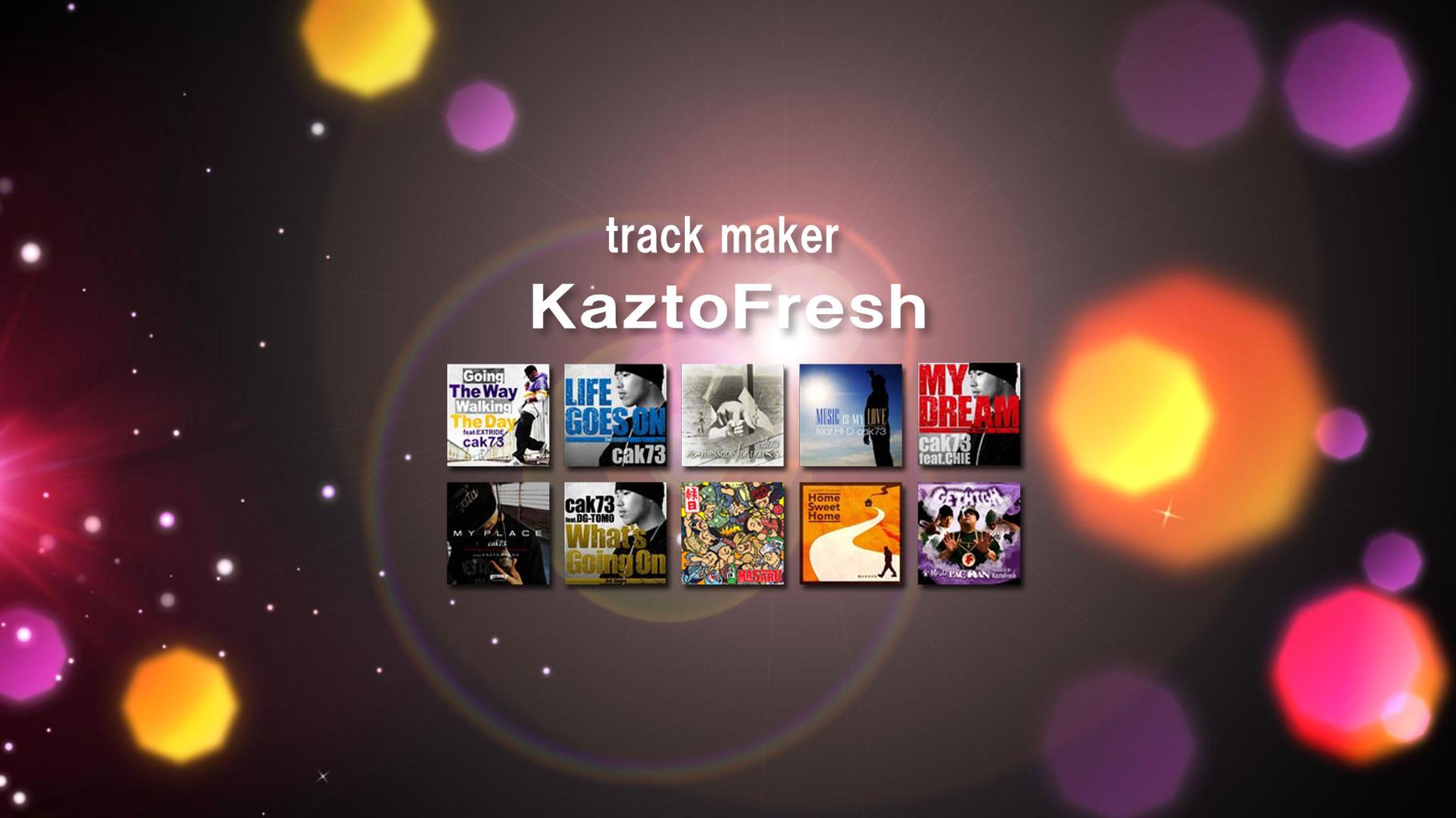 Track maker KaztoFresh