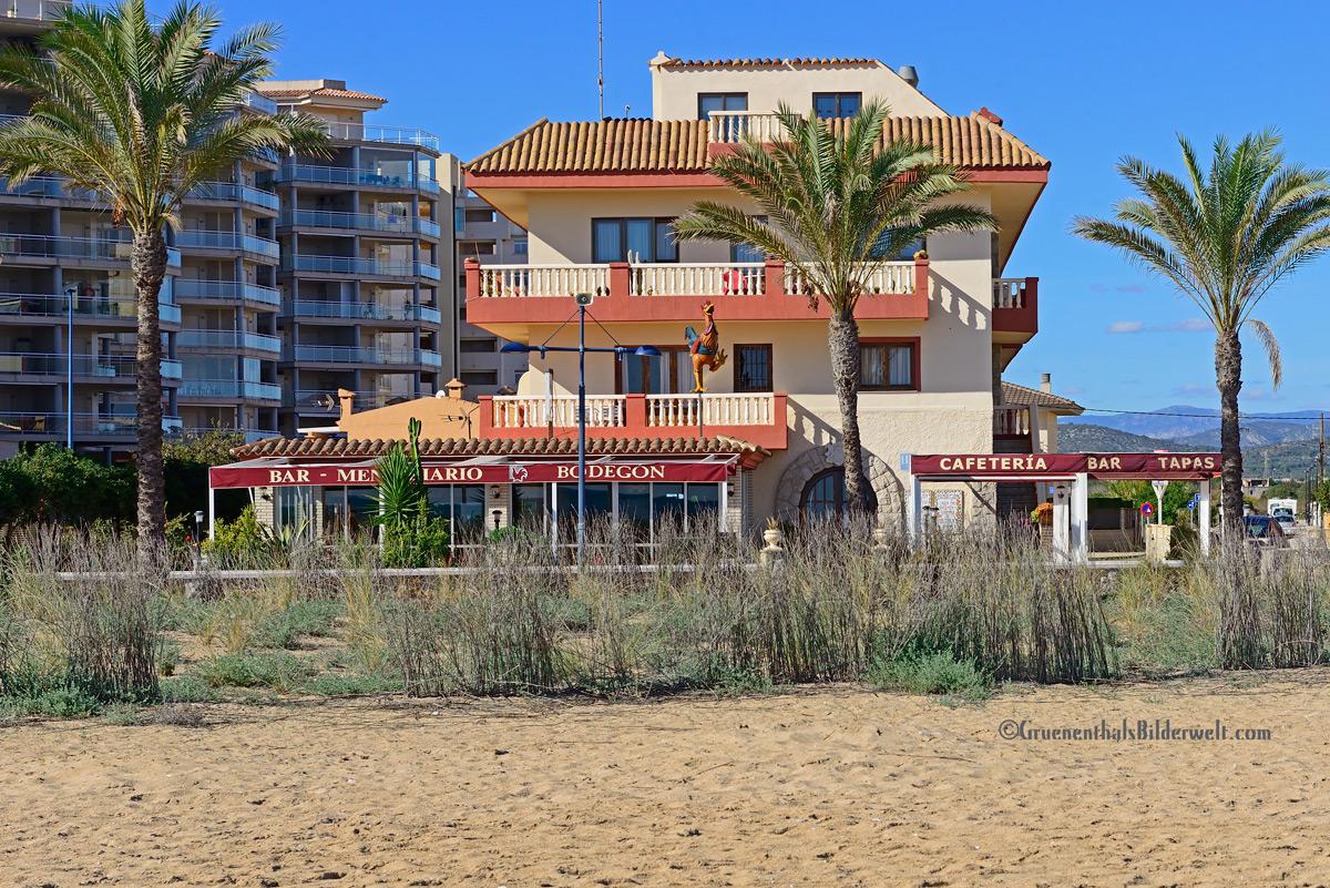 Peniscola; Hotel Restaurante Bodegon