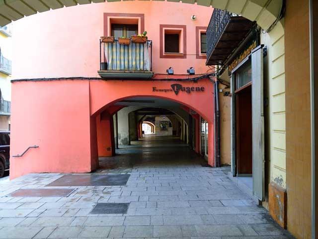 Seu de Urgell; Typischer Baustil