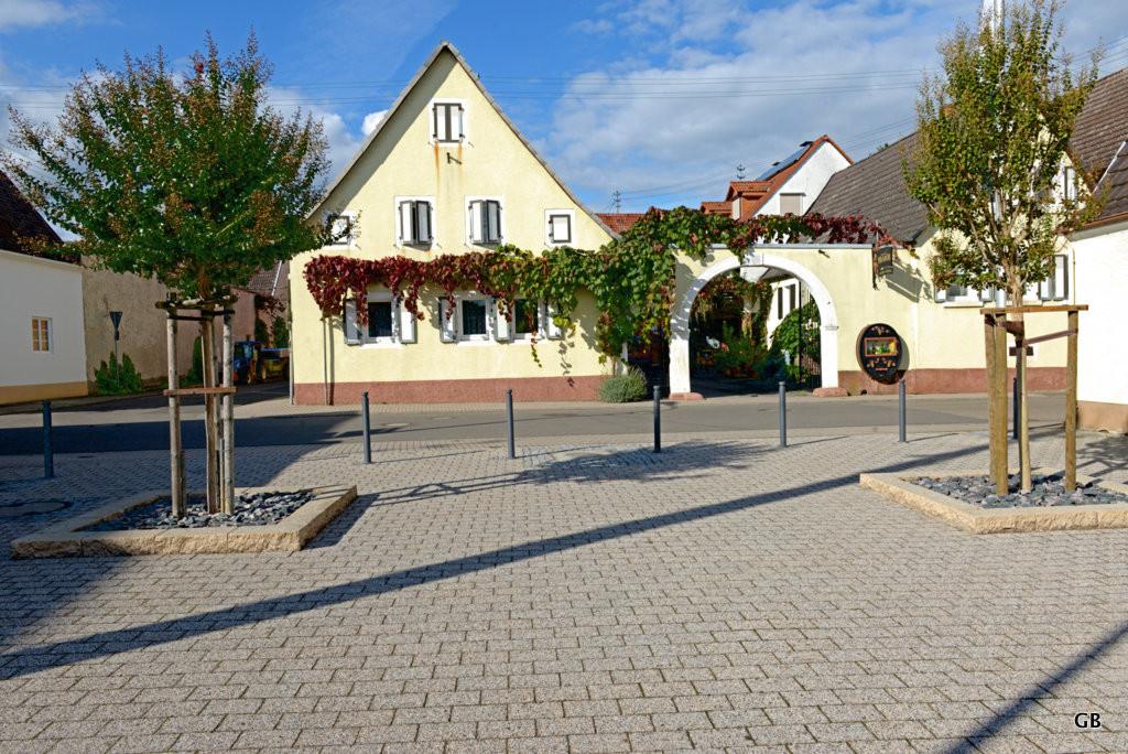 Neustadt Weinstraße / Duttweiler - Ortsmitte
