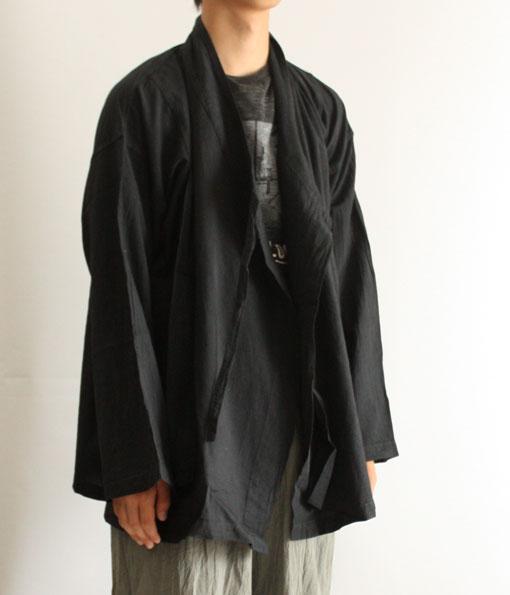 ヂェン先生の日常着 カサネバオリ ブラック