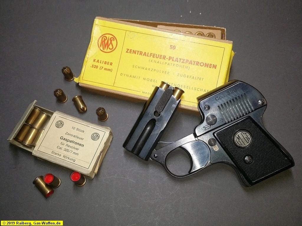 Pistole EM-GE, Modell 5, Derringer