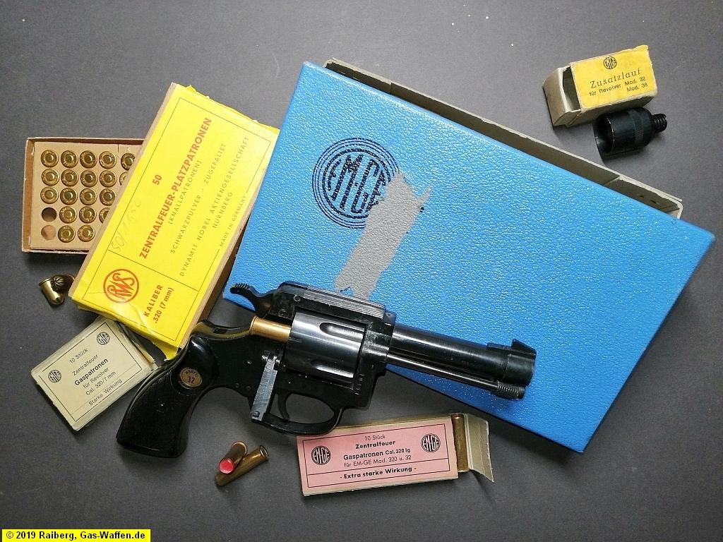 Revolver EM-GE, Modell 32