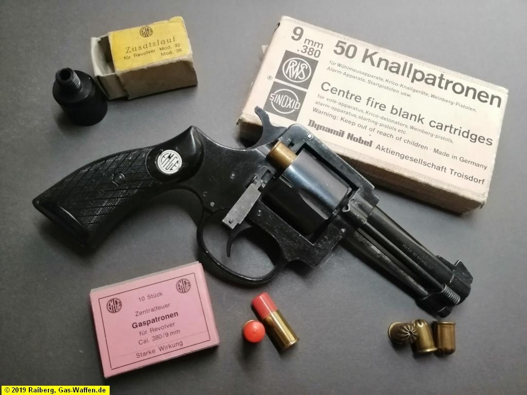 Revolver, EM-GE, Modell 38