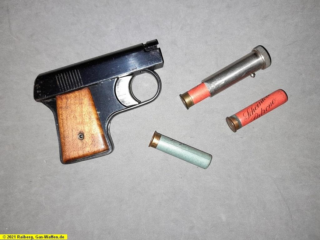Bolte & Anschütz, Bolte und Anschütz, Bolte, Anschütz, Modell No. 99, No. 99, 12 mm Scheintod, 12 mm