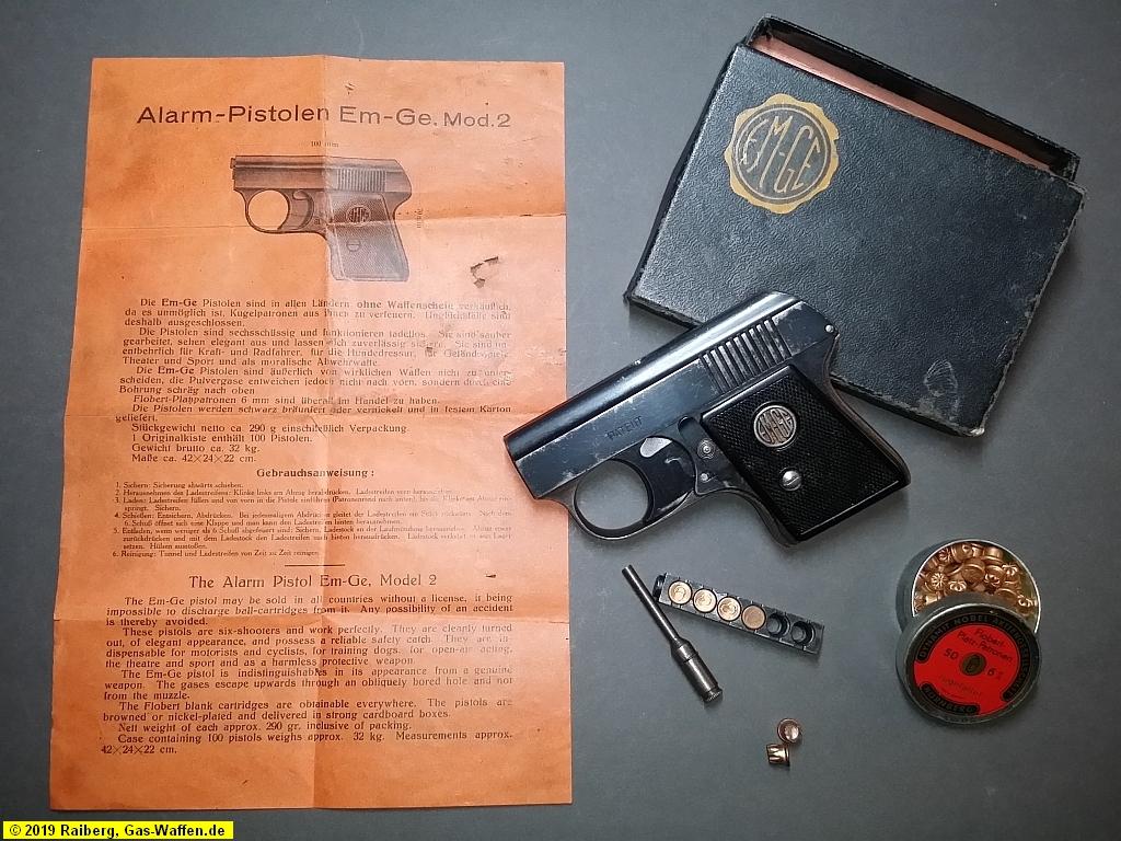 EM-GE Modell 2 Patent