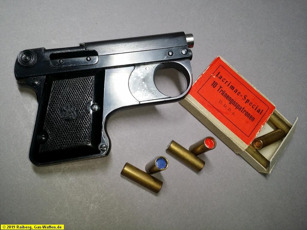 Pistole ASS, Modell 33/6, 1. Generation Typ 2