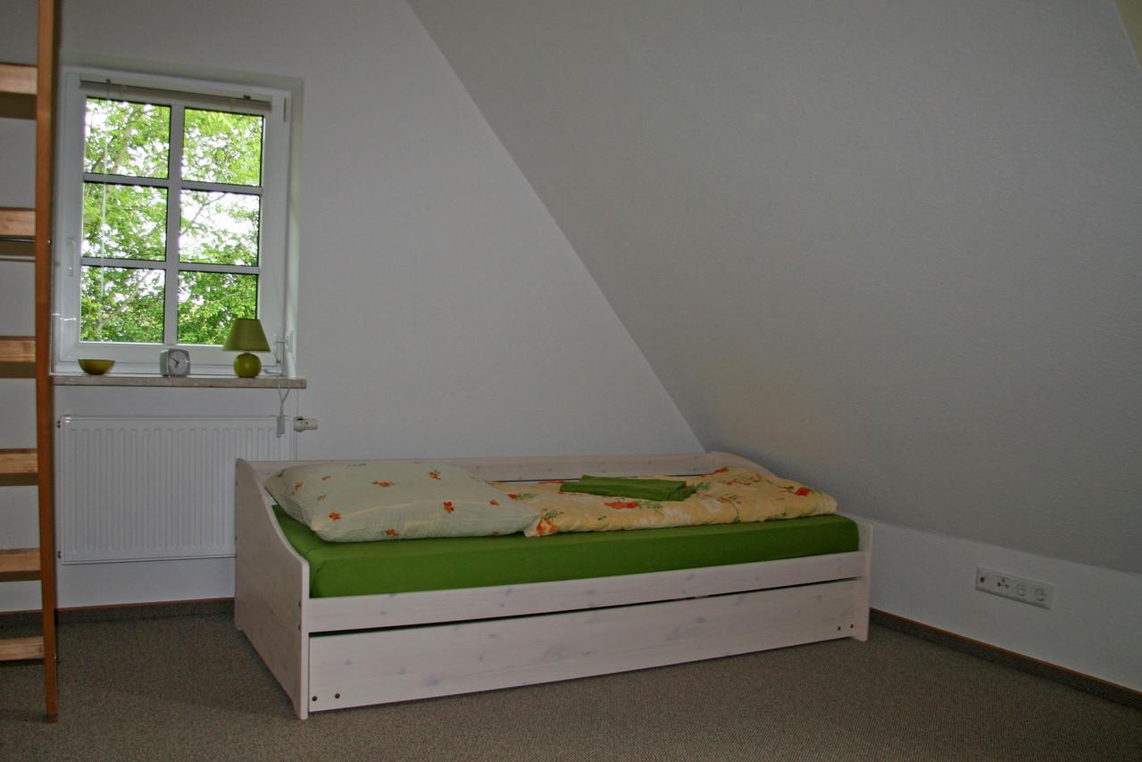 oder Einzelbett ;-)