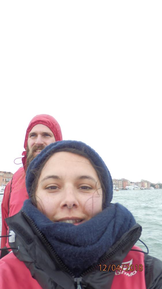 Lagune de Venise