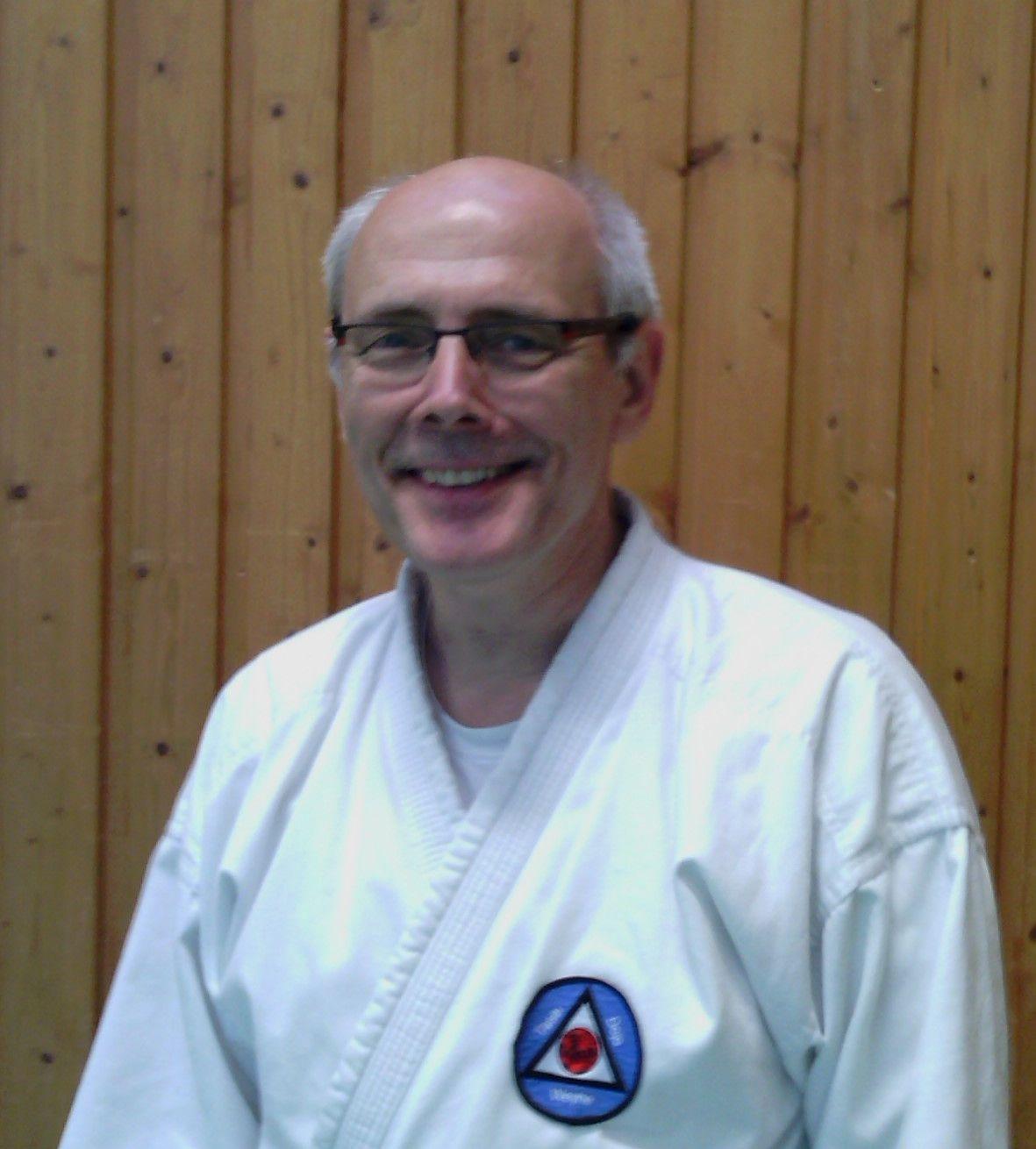 Rudi,  3. DAN AKS, 3. Kyu Ju-Jutsu