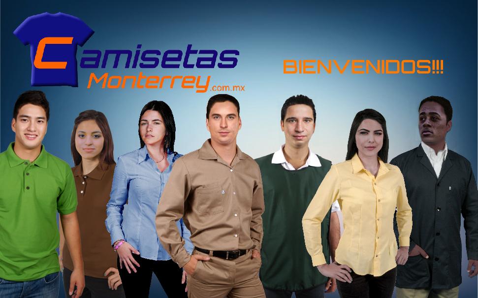 Uniformes Monterrey, Camisetas impresas, Serigrafia y Bordado