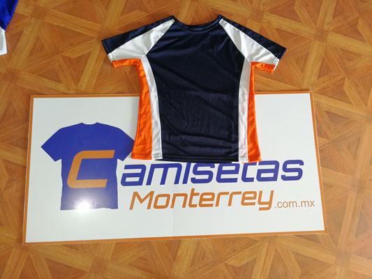 CAMISETAS DRY FIT MONTERREY