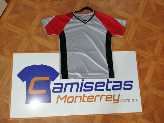 75dab397e1ae3 Playeras Deportivas Camisetas Dry Fit Monterrey - Camisetas Monterrey