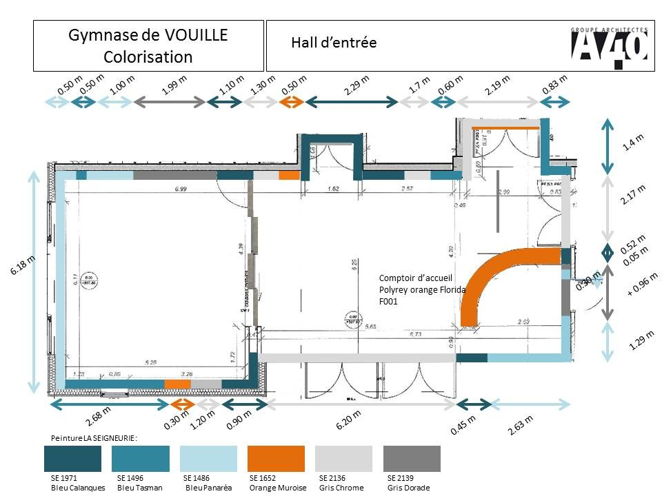 Extrait Gymnase de Vouillé