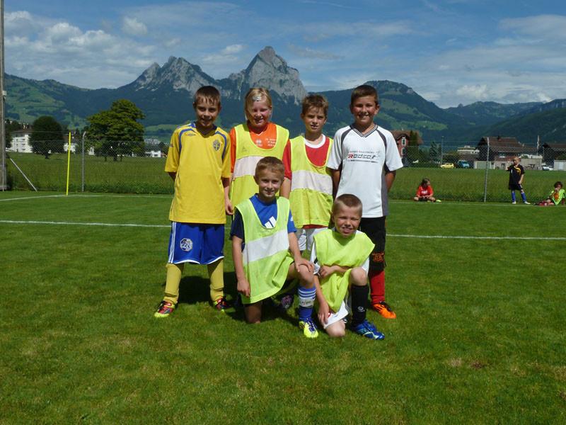 Auch Luzern zeigte eine beherzte Leistung.