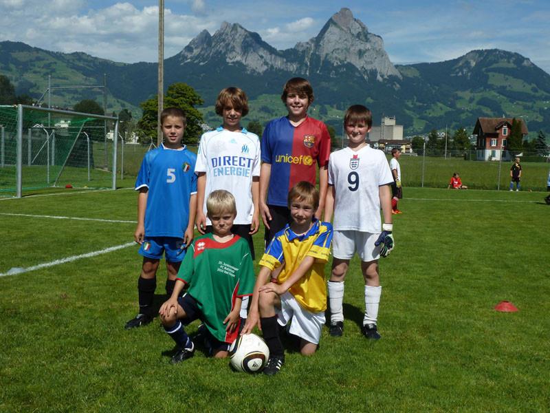 Nach einem schwachen Saisonstart rehabiliterte sich der FC Zürich an unserem Eröffnungsturnier.