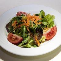 """""""Insalata mista"""" - gemischter Salat"""