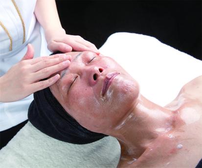 柔軟にする 筋肉の緊張を緩めハーブの浸透率を高めます