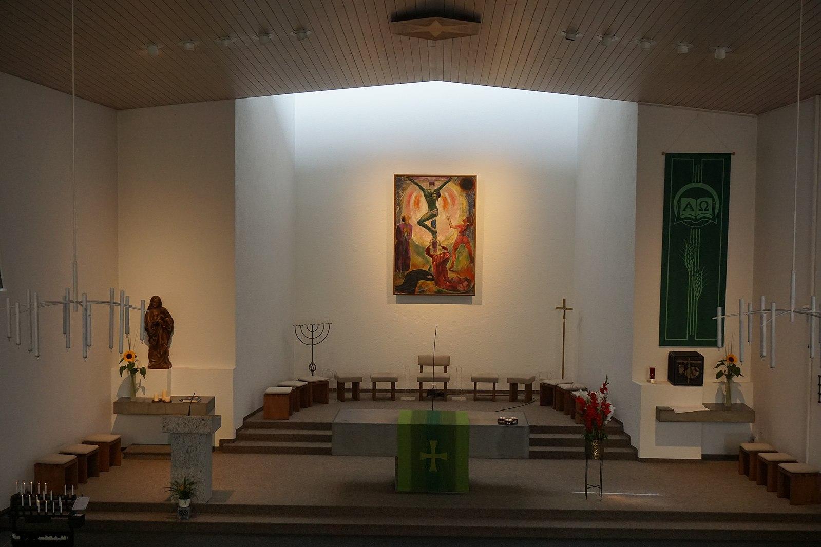 Kirche Seeland-Lyss