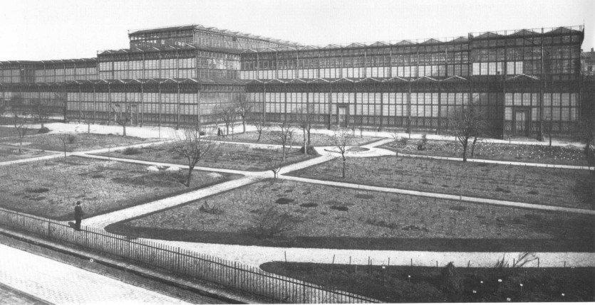 Glaspalast München, 1931