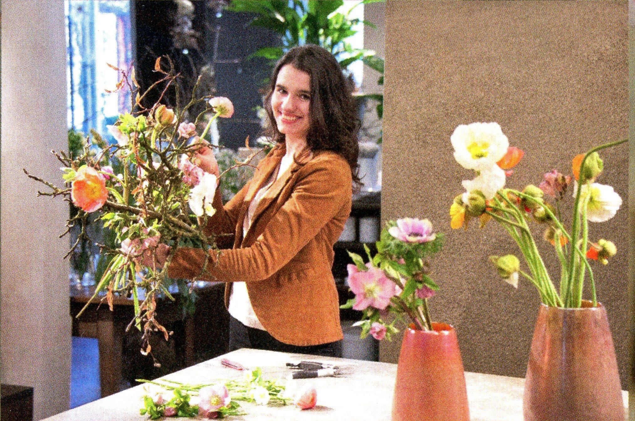 Floristin Annika Junghans