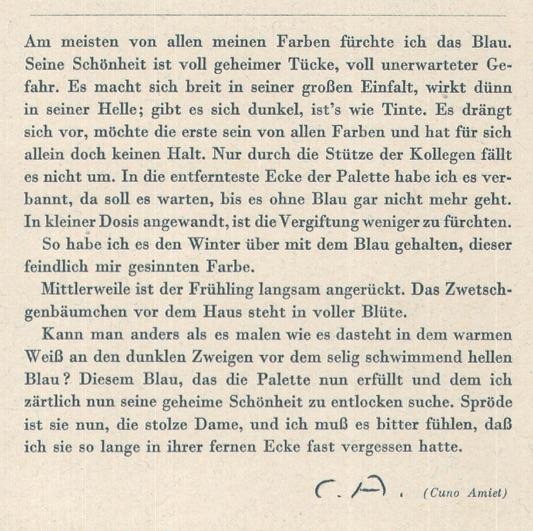 Artikel Zeitschrift DU, 1946