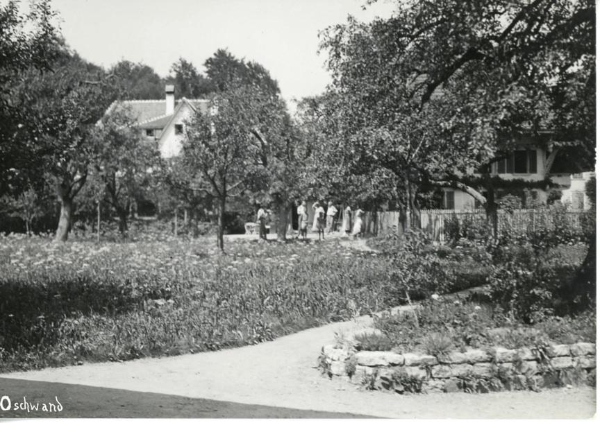 Anwesen Oschwand, 1935