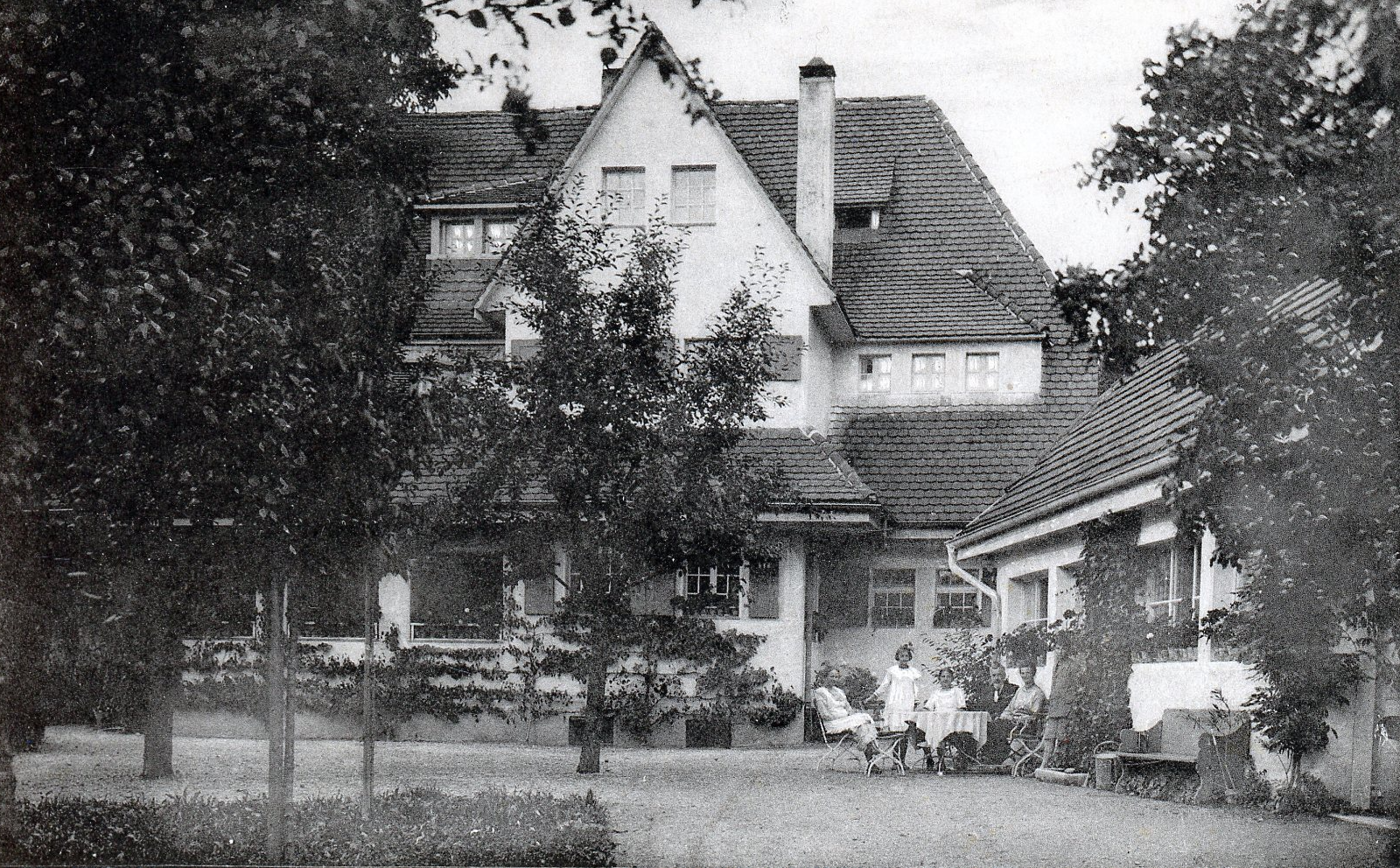 Anwesen Oschwand, 1913