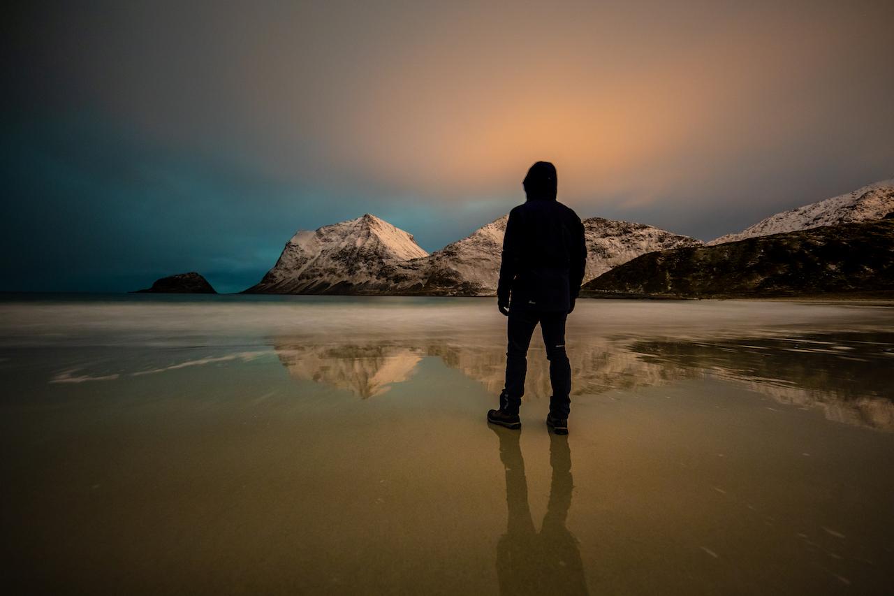 Polarlichter fotografieren: Geduld ist angesagt...