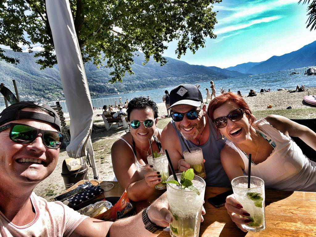 Sommerfreude pur: Kneubis & Friends