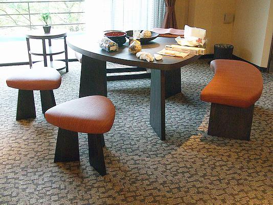控室用 チェア・テーブル
