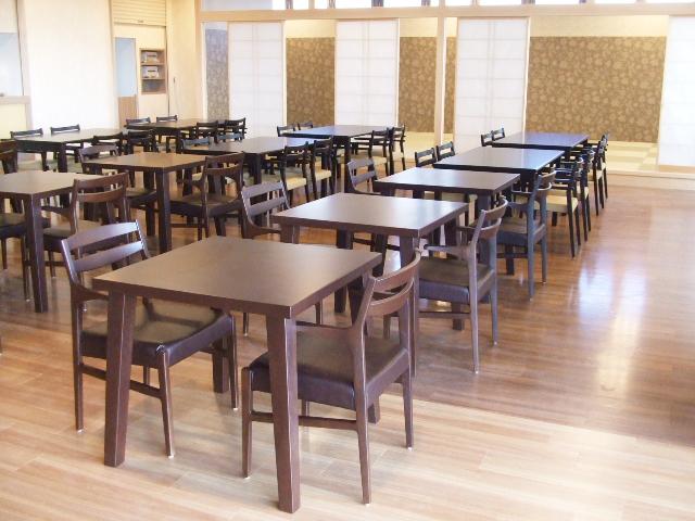 レストラン用 チェア・テーブル