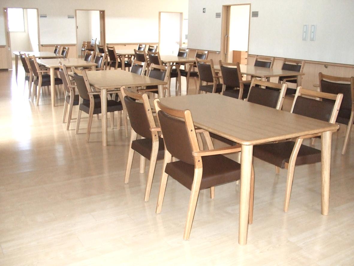 食堂用 チェア・テーブル