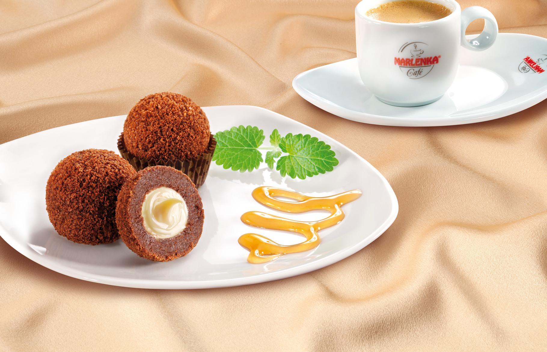 MARLENKA Honigkugeln mit Kakao