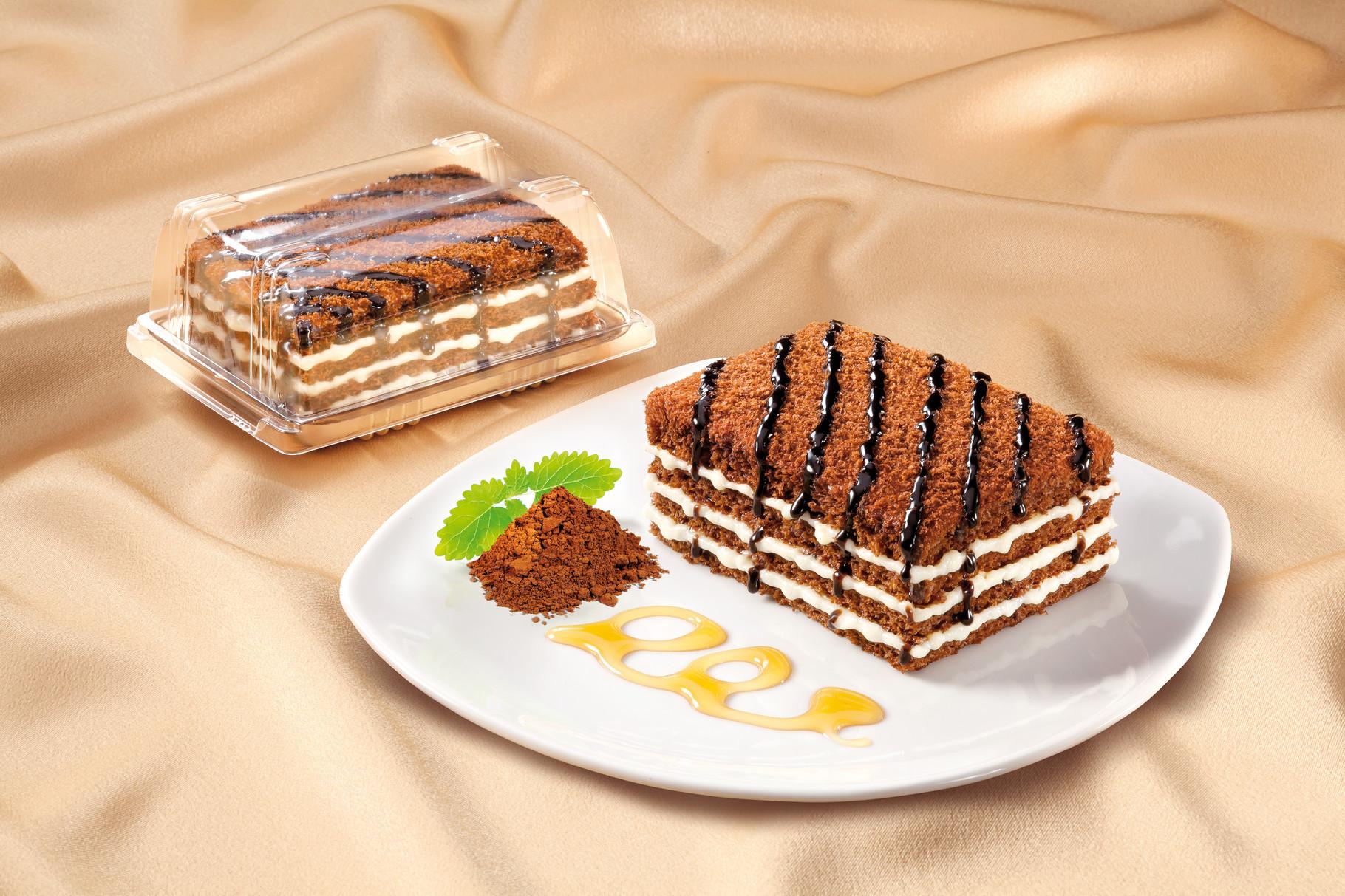MARLENKA Honigtörtchen mit Kakao