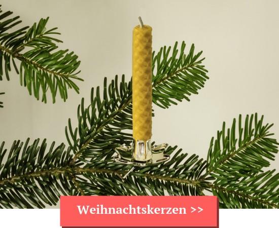 Weihnachtskerzen, Christbaumkerzen