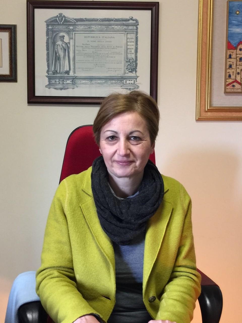 Roberta Cianetti - Consigliere Responsabile Ufficio Legale