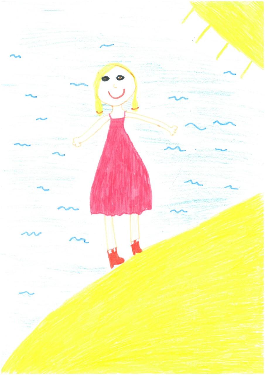 Valentine par Violette