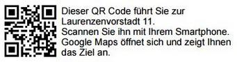 QR code zur Physio & KomplementärTherapie Aarau