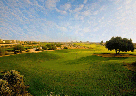 DUBAI - ARABIAN RANCHES GOLF CLUB