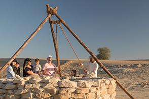 Auf den Spuren der Beduinen - Steinbrunnen