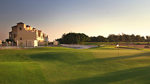 RAS AL KHAIMAH - AL HAMRA GOLF CLUB