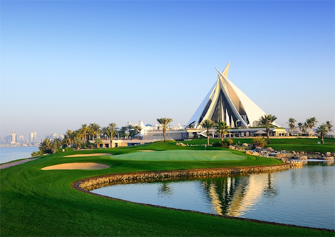 DUBAI - DUBAI CREEK GOLF & YACHT CLUB
