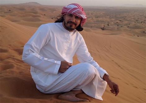 Emirate in der Wüste