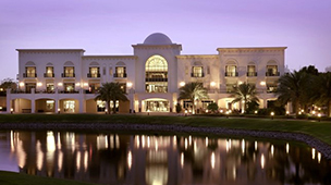 DUBAI - THE ADDRESS MONTGOMERIE DUBAI
