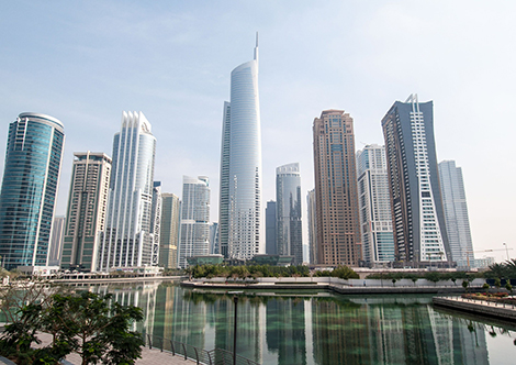 Dubai Jumeirah Lakes Towers