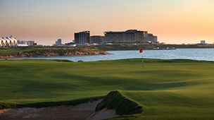 ABU DHABI - YAS LINKS GOLF CLUB