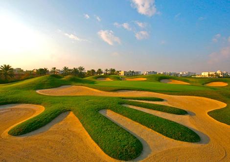 DUBAI - THE ADDRESS MONTGOMERIE DUBAI